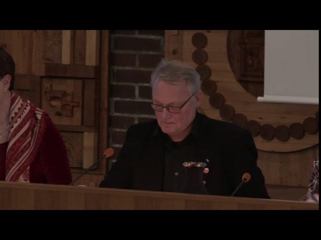 Komunfullmäktige 2018-12-10